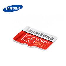 Micro sd SDXC Samsung Evo Plus 128 gb  class 10 carte memoire