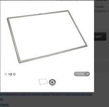Apple PowerBook G4 Titanium (400GHz~1GHz) LCD Front Bezel  MRC-0009
