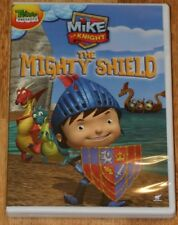Mike The Knight - The Mighty Shield DVD.  Teletoon Presents. English and French.