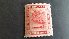 BRUNEI 1908 SG 38  DEFINITIVE. MH