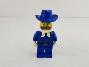 Lego® Western Figur Minifigur ww003 Cavalry Lieutenant Leutnant 6761 6769 6762