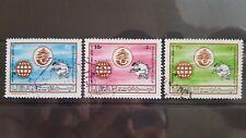 LIBAN , LIBANON STAMPS  1981 Mi.nr. 1296/98