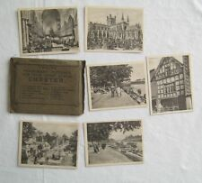 12 Real Photographs For Your Snap Album Chester England Friths Cameo Series