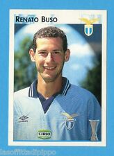 PANINI CALCIO COPPE 1996/97-Figurina n.102- BUSO - LAZIO - NEW