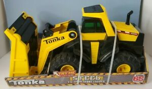 Tonka Steel TS 4000 Front Loader made in Steel and Plastic NEW in original box