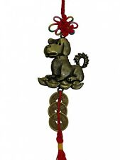 Bronze Color Dog Charm for Year of the Dog