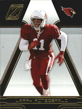 2005 Zenith Football Cards (Pick Your Players)