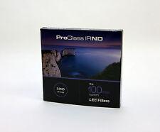 Lee Filters 100 Proglass IRND ND3.0 Filtro de densidad neutra parada (10) 100x100mm