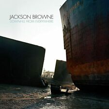 Jackson Browne - Downhill From Everywhere [CD] Released On 23/07/2021