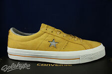 CONVERSE ONE STAR OX NUBUCK SOBA YELLOW ASH GREY 153718C SZ 7
