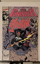 The Punisher #36 (Aug 1990, Marvel)