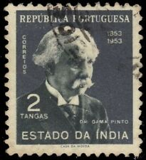 "PORTUGUESE INDIA 529 (Mi494) - C.A. da Gama Pinto ""Ophthalmologist"" (pa63625)"