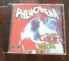 Phenomena Ost - Complete Original Instumental SOundTrack by Goblin Cd Sigillato