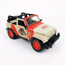 2015 Jurrassic World Jeep Wrangler RC JP29 Park Vehicle Jurassic Park NO REMOTE