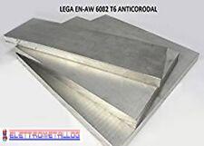Barra piatta in alluminio 6082,larghe 20,30,40,50,60 vari spessori e lunghezze .