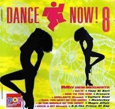 Dance Now 8 (1994) Maxx, Culture Beat, DJ Company, Dr. Alban, Opus III.. [2 CD]
