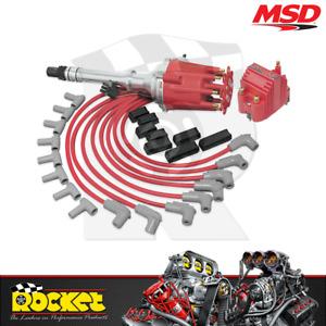 MSD Ignition Ready To Run Distributor Kit Fits Chev SB & BB - MSD84741
