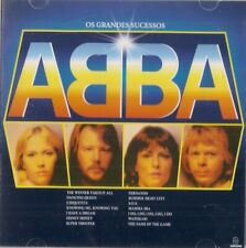 ABBA - Super Very Rare CD - Brasil (Sealed)