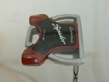 "New Taylormade Spider Tour Platinum 34"" Putter 34 inches Long"