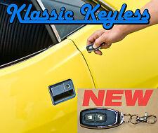 70-74 MOPAR E-Body 2 dr. power door locks & keyless entry installation kit
