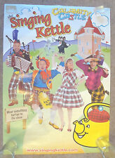 The Singing Kettle Calamity Castle POSTER, 19.5 x 27.5 inches (50 x 70 cm) Cilla