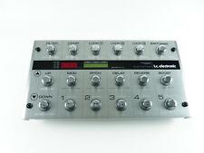 TC Electronic G-System Effectcontroller iB + Tasche + OVP + Rechn./GEWÄHR!