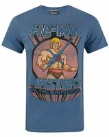 He-Man T-Shirt Masters Of The Universe Men's Adults Top