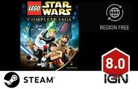 Lego Star Wars the Complete Saga [PC] Steam Download Key - FAST DELIVERY