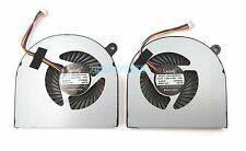 New Twins Acer Aspire VN7 Nitro VN7-591 VN7-591G CPU & GPU COOLING FANS R+L