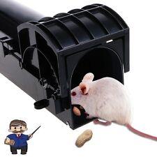 Mousetrap Rat Mouse Mice Rodent Animal Killer Trap Zapper Pest Control Catcher