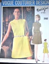 Vogue Paris Original Pattern 2162 Galitzine