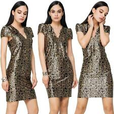 Short Sleeve Clubwear Dresses Plus Size for Women