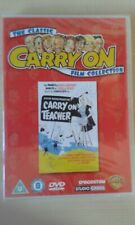 CARRY ON TEACHER BRILLIANT CLASSIC COMEDY DVD BRAND NEW SEALED