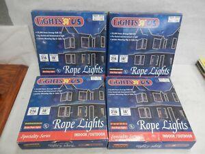 Vintage Christmas Tube/Rope Lights Asstd Colors NIB Your Pick    FREE SHPG