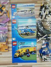 Lego City Set 3222, 3221