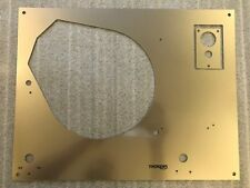 Thorens TD 160 Jubilee 166 165 147 145 146 Gold Pearl finish TOP PLATE with Lift
