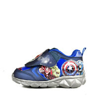 NEW Marvel Avengers Lighted Athletic Shoes
