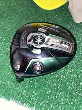 Callaway Big Bertha Alpha 10.5* Driver 815 Green Head Left Hand Rare DAN SP8