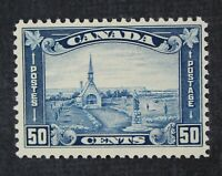 CKStamps: Canada Stamps Collection Scott#176 Mint H OG CV$175