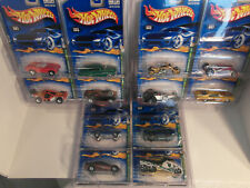 2001 Hotwheels HW TREASURE HUNT TH Set Lot of 12