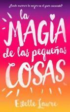 La Magia de Las Peque and Ntilde : As Cosas by Estelle Laure (2016, Paperback)
