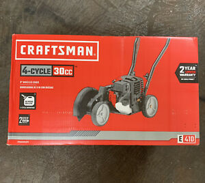 Craftsman 4-Cycle 9 Inches Wheeled Edger - #25A-E30-793