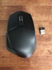 Logitech MX Master Wireless Laser Mouse.