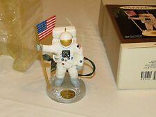 RARE Hallmark Christmas Keepsake Ornament Magic Eagle has landed Neil Armstrong