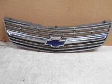 2001-2005 Chevy Impala  Factory Front grille with emblem grille  gray chrome