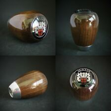 "Shift knob  Morris Austin Mini Triumph MG Midget Walnut 5/16""-18"