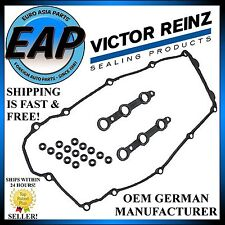 For BMW E36 ONLY 98-99 3 Series OEM Valve Cover Gasket Set Kit w/Grommets NEW