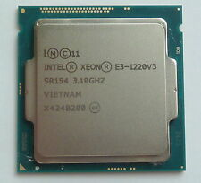 LGA 1150/Socket H3 Computer Processors