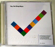 PET SHOP BOYS - YES - CD Sigillato