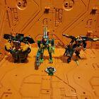 Transformers Cybertron Scout Lot Wreckloose Undermine Overhaul